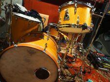 """AMATI Vintage Drum Set - Gold Sparkle 20"""" 16"""" 12"""" Schlagzeug  Jazz - Rock"""