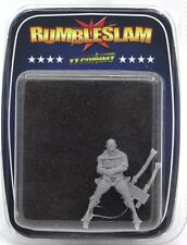 Rumbleslam RSG-STAR-39 The Nut Gomorrah Superstar Wrestler Insane Inmate NIB