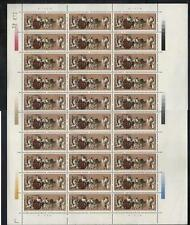 China 1989 J162 M 2540th Ann.Birth of Confucius , full sheet of 30 sets