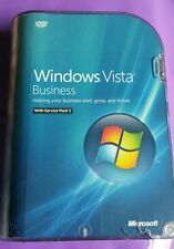 MICROSOFT WINDOWS VISTA BUSINESS GENUINE FULL RETAIL VERSION WITH PRODUCT KEY