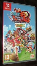 One Piece Unlimited World Red Deluxe Edition Nintendo SWITCH NSW NEW SEALED