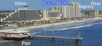 WYNDHAM OCEAN WALK DAYTONA BEACH, 2BR DELUXE 1237 SQ FT SLEEPS 8 - 5 NTS 5/17-22