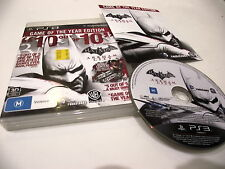 Batman Arkham City GOTY Game of The Year PS3 Playstation 3
