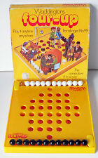 Vintage / Retro 1970's Four-Up - The Compulsive 4-In-A-Row Game - Waddingtons