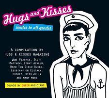 HUGS AND KISSES  CD NEU