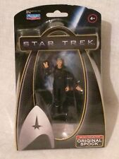 "Playmates Galaxy Collection 61753 Star Trek Original Spock 3.5"" Figure & Stand"