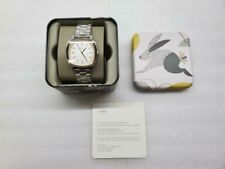 FOSSIL IDEALIST WHITE DIAL STAINLESS STEEL LADIES WATCH ES4194 NEW