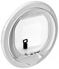 CATWALK SUPERIOR GLASS MAGNETIC CAT DOOR (G-MCD)