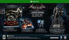 NEW Batman: Arkham Knight -- Limited Edition (Microsoft Xbox One, 2015)