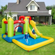 Inflatable Bounce House Water Slide Jump Bouncer