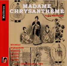 Andre MESSAGER / Madame Chrysantheme / (1 CD) / Neuf