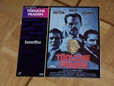 PAL Laserdisc: Tödliche Fragen