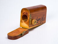 Vintage Ocean City MD Souvenir Wood Leave A Note Love Note Mailbox Message Box