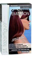 3 J.F. Lazartigue Colouring Emulsion for Grey Hair ~ Red Copper ~ 2 oz ea No Box