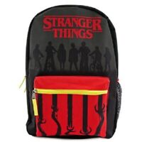 Funko Stranger Things Black & Red Demonagorgan Claws Kids Outline Backpack NWT