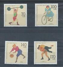 Sellos de Alemania. 1991 DEPORTES estampillada sin montar o nunca montada Fondo de Promoción (A048)
