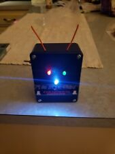 Ghost hunting equipment New Static Detector Positive-Negative LED's Paranormal