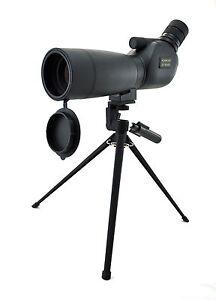 Visionking 20-60x60 Waterproof BAK4 Birding Spotting Scope for Outdoor Use