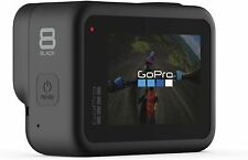 Action Cam GoPro HERO8 Black 12 MP 4k60 impermeabile 10mt 1080p live streaming
