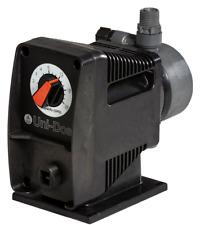 Ud001 238nu Unidose Chemical Chlorine Pump 1 24 Gpd 80 Psi 115v New