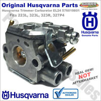 Husqvarna Trimmer & Brush Cutter Carburetor 223L 325 323 326 327 / 576019801