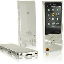 Clear PC Hard Case Cover Shell for Sony Walkman NW-A25 A27 + Screen Protector