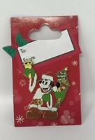 Disneyland DLR Father Christmas Mickey Mouse PIN Disney 2006 Santa Walt Disney