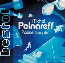 CD Nouveau/OVP-michel polnareff-passe simple-Best of