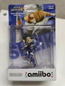 Sheik amiibo Nintendo