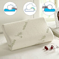 Bamboo Memory Foam Orthopedic Comfortable Twin Queen King Sleep Pillows Gifts