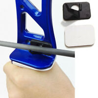 3 sets Archery Arrow Rest Thick Plastic Recurve Bow Right Left Hand Shooting