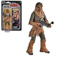 "Star Wars The Black Series Chewbacca 40th Anniversary ESB 6"" Action Figure"