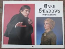 Dark Shadows 1992 Calendar Color