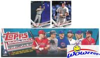 2017 Topps Baseball 705 Cards EXCLUSIVE MASSIVE Retail Factory Set-2 AARON JUDGE