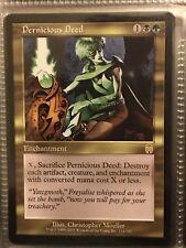 Pernicious Deed (Apocalypse) Magic: The Gathering
