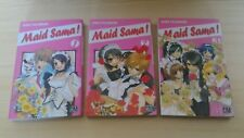 Maid Sama / tomes 1 à 3 (Manga, VF)