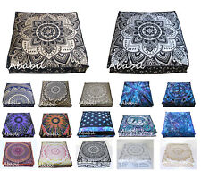 """Decorative Pillow Cover Large Collection Of 35X35"""" Square Floor Cushion Covers"""