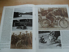 On Two Wheels No.91, Touring, Tourist Trophy (TT) Early Days To Date