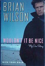 BRIAN WILSON (THE BEACH BOYS) 1991 BIOGRAPHY