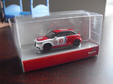 Herpa HO 1/87 Herpa Audi A1 10 Race Car Bayern Promo Vehicle NIP