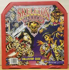 Skeleton Warriors Collectors Carrying Case Tara Toy Corp 1994
