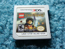 "Nintendo 3DS Game "" LEGO LORD of the RINGS "", TESTED WORKING ! Cart Only, #2"