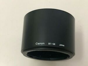 Canon BT-58 Lens Hood, FD70-210, 100-300