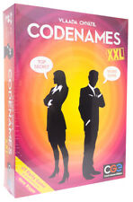 Codenames XXL Bigger Top Secret Word Game Czech Games Edition CGE00046 Spies