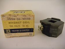 SQUARE D MAGNET COIL 2959-S1-W33B *NEW SUPRLUS*