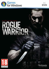 Rogue Warrior PC IT IMPORT BETHESDA