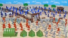 Civil War Playset #3 - The Late War - 54mm Plastic Toy Soldiers