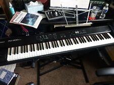 Roland Rd-300Nx 88 weighted keys digital piano used keyboard