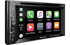 Pioneer AVH-1400NEX RB 2 DIN DVD/CD Player Bluetooth HD Radio CarPlay SiriusXM