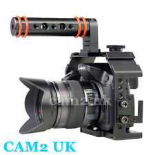 Kamerar Honu Cage With Top Handle - for Panasonic Gh-4 Also Sony A7 Demo